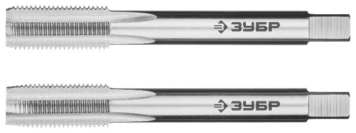 Набор метчиков ЗУБР 4-28007-10-1.0-H2