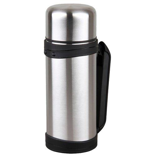 Классический термос ROSENBERG RSS-420030, 1.5 л серебристый