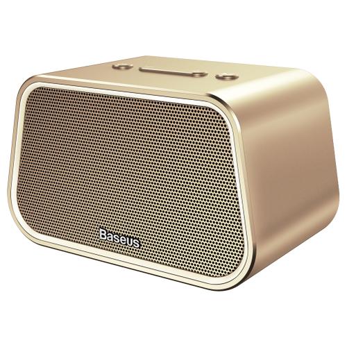Портативная акустика Baseus Encok E02 gold