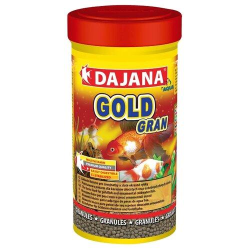 Сухой корм Dajana Pet Gold Gran для рыб 250 мл 110 г