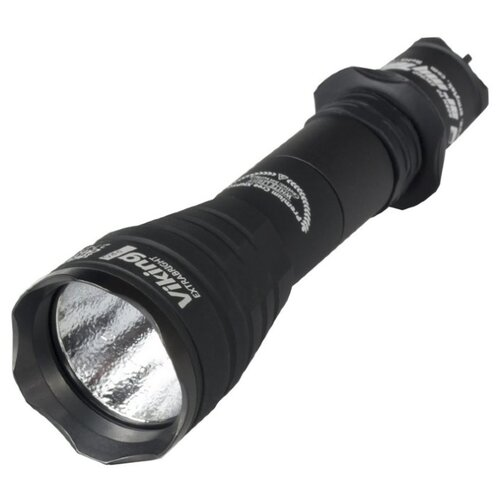 Тактический фонарь ArmyTek Viking Pro v3 XHP50 (белый свет) черный