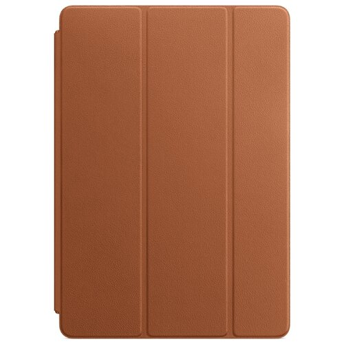 Купить со скидкой Чехол Apple Smart Cover Leather для iPad Pro 10,5 Saddle Brown