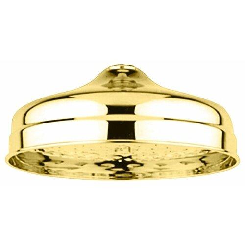 Верхний душ CEZARES CZR-SP7-30-03/24, золото верхний душ диаметр 300 мм bianco lucido cromo cezares czr sp7 30 blc