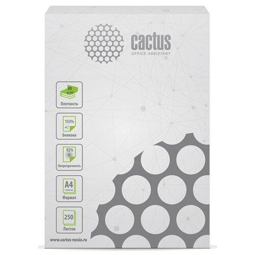 Фото - Бумага Cactus CS-OPB-A480250 A4/80г/м2/250л./белый CIE153% общего назначения(офисная) бумага cactus a4 cs opb a480250 80 г м² 250 лист