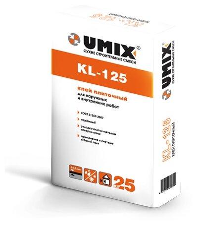 Клей Umix KL-125 25 кг