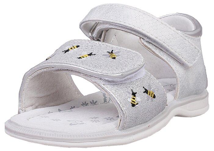Сандалии Honey Girl размер 22, белый