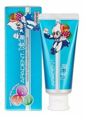 Зубная паста Apadent KIDS 0+