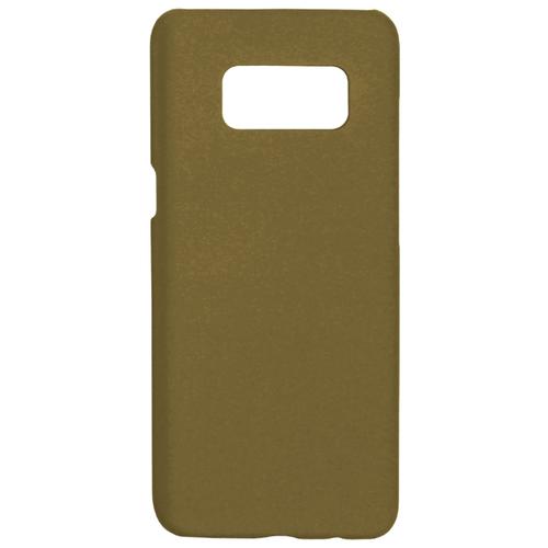 Чехол Volare Rosso Soft-touch для Samsung Galaxy S8 (пластик) золотой