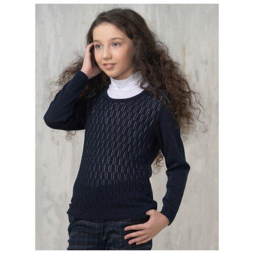 Джемпер VAY размер 134, синий платье vay vay mp002xw16d86