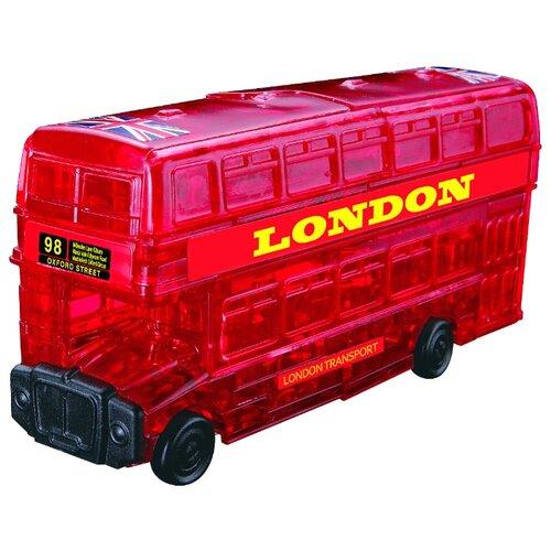 Купить 3D-пазл Crystal Puzzle Лондонский автобус (90129), 53 дет., Пазлы