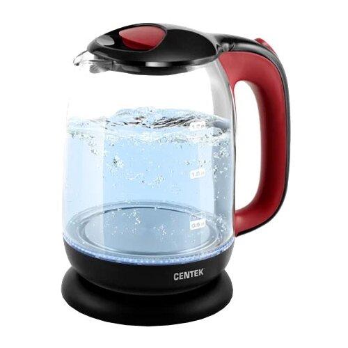 Чайник CENTEK CT-0034, black
