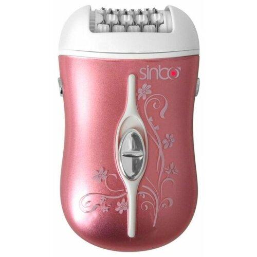 Эпилятор Sinbo SEL 6031 розовый