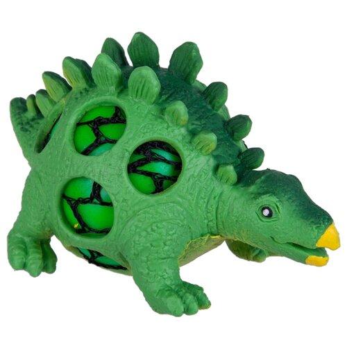 Игрушка-мялка BONDIBON Динозавр кентрозавр