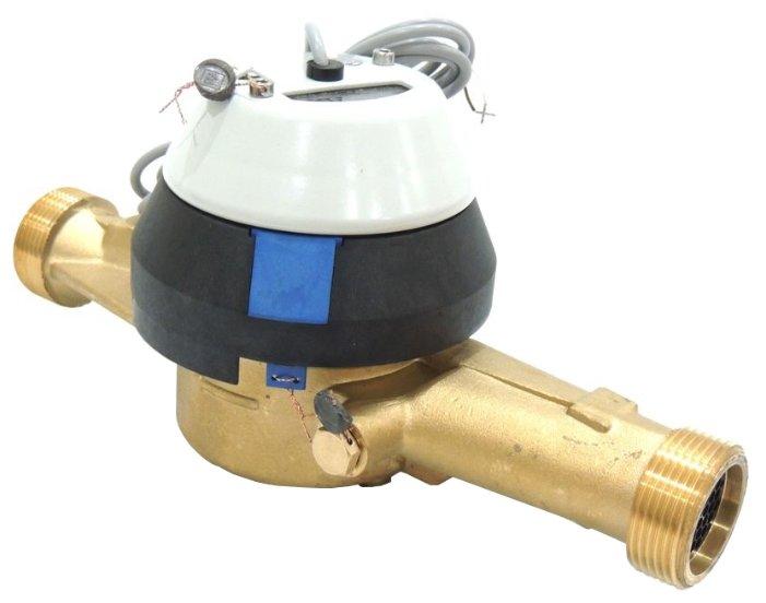 """Счётчик холодной воды Тепловодомер ВСХНд-32 импульсный 1 ½"""""""