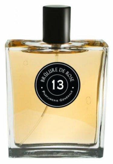 Парфюмерная вода Pierre Guillaume PG 13 Brulure de Rose