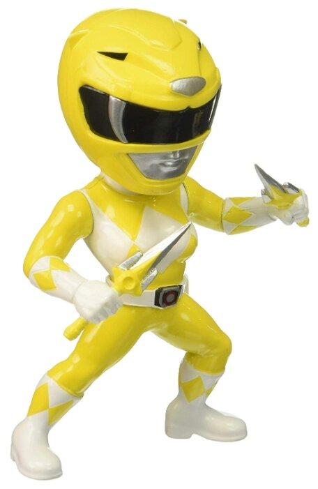 Jada Toys Power Rangers - Yellow Ranger M404