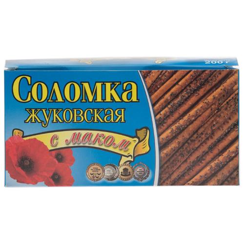 Соломка с маком Жуковский хлеб