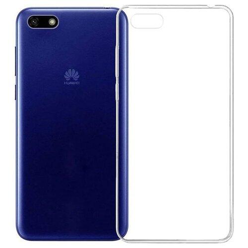 Чехол Gosso 180577 для Huawei Y5 2018 прозрачныйЧехлы<br>