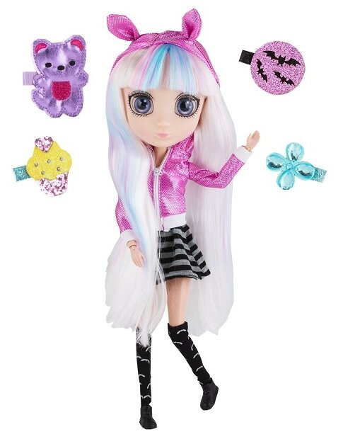 Кукла Shibajuku Girls Сури 3, 33 см, HUN7708