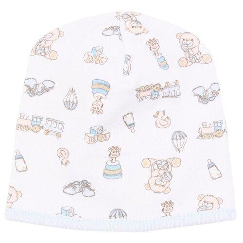 Шапка Linas Baby размер 36-38 (0-1), голубойГоловные уборы<br>