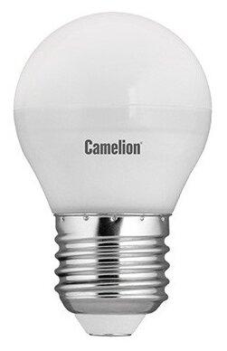 Лампа светодиодная Camelion 12030 E27, G45, 5Вт, 4500К