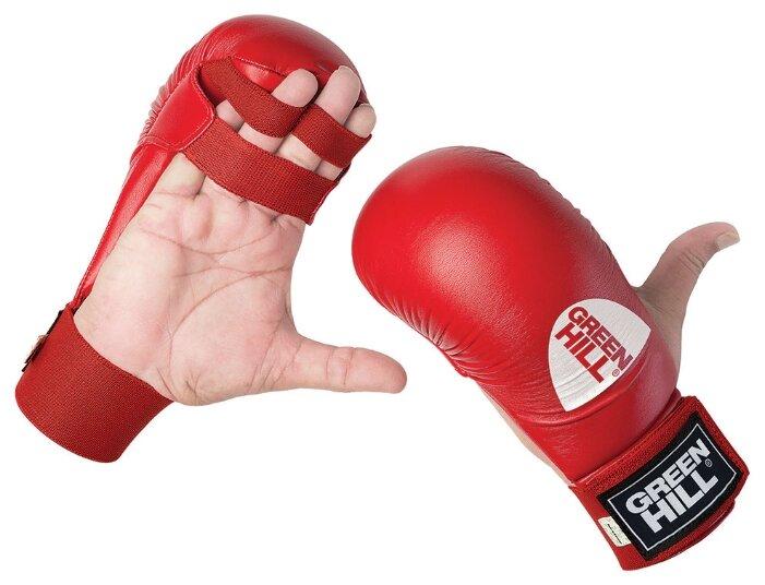 Тренировочные перчатки Green hill Cobra KMC-6083 для карате