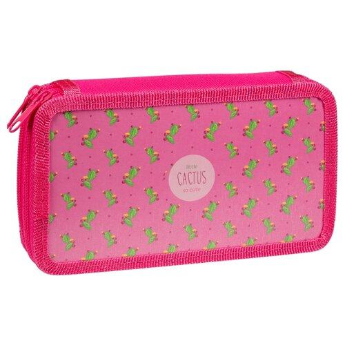 Купить ArtSpace Пенал Pink (30П25-2_ПК11_25451) розовый, Пеналы