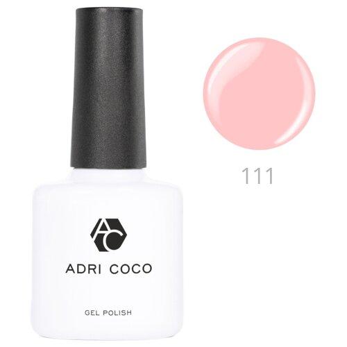 Гель-лак для ногтей ADRICOCO Gel Polish, 8 мл, 111 хрустальная роза