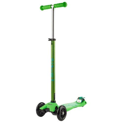 Кикборд Micro Maxi Micro Deluxe green