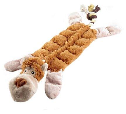 Игрушка для собак GiGwi Dog Toys Обезьяна (75088)