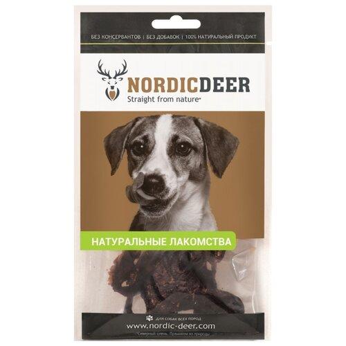 Лакомство для собак Nordic Deer Сердце баранье, 40 г