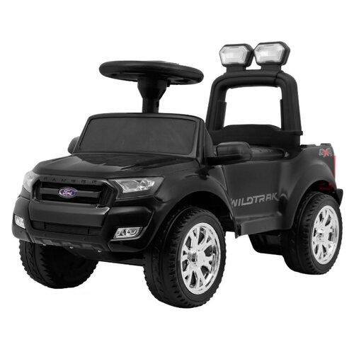 Купить Каталка-толокар RiverToys Ford Ranger DK-P01 со звуковыми эффектами черный, Каталки и качалки