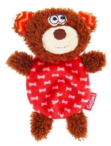 Игрушка для собак GiGwi Plush Friendz Медведь (75303)