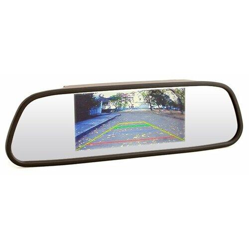 Автомобильный монитор AVEL AVS0501BM черный