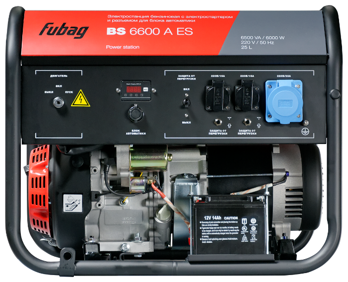 Схема fubag bs 6600 101