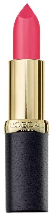 L'Oreal Paris Color Riche MatteAddiction помада для губ увлажняющая матовая