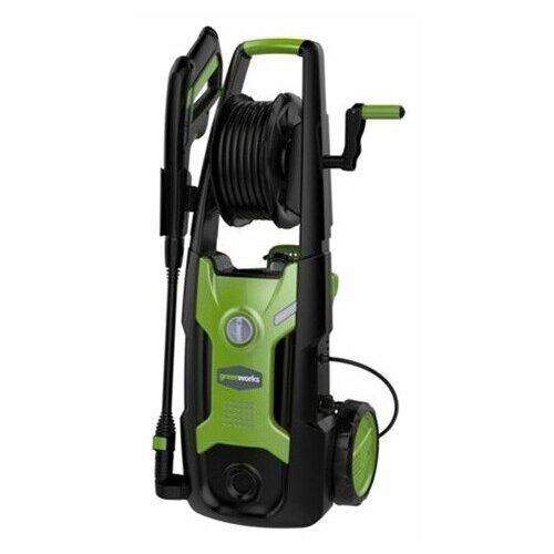 Мойка высокого давления greenworks G5 2 кВт мойка высокого давления eco hpw 1720si 2 квт