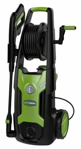 Мойка высокого давления greenworks G5 2 кВт