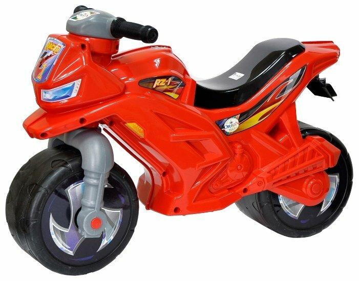 Каталка-толокар Orion Toys Мотоцикл 2-х колесный (501)