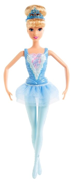 Кукла Mattel Disney Princess Балерина Золушка, 29 см, CGF31