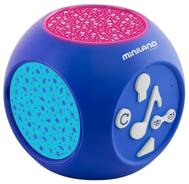 Ночник проектор Miniland Dreamcube (89196)