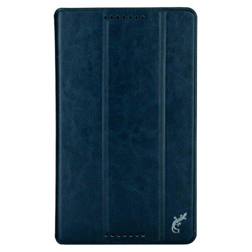Чехол G-Case Executive для Lenovo Tab 3 8.0 темно-синийЧехлы для планшетов<br>