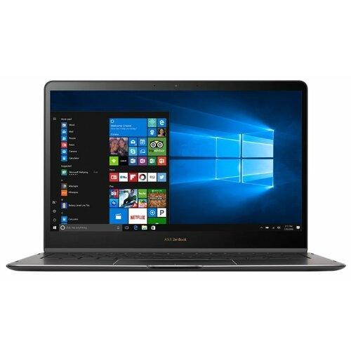 Ноутбук ASUS ZenBook Flip S UX370UA-C4202T (90NB0EN2-M10500), серый
