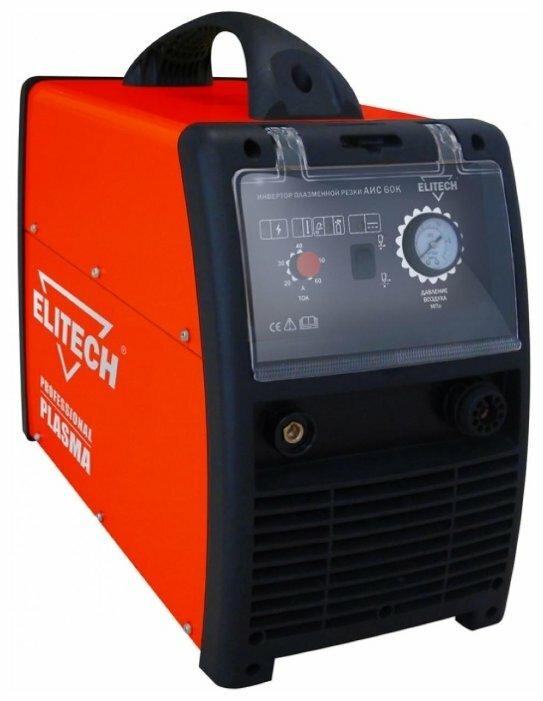 Инвертор для плазменной резки ELITECH АИС 60К