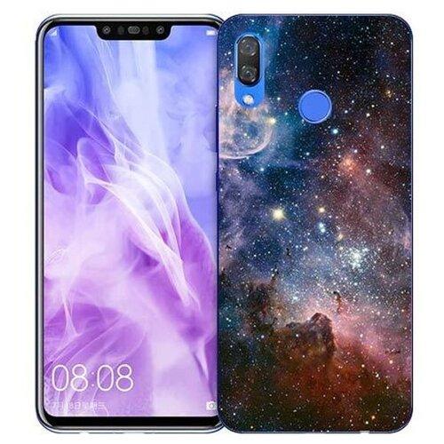 Купить Чехол Gosso 725762 для Huawei Nova 3 космос