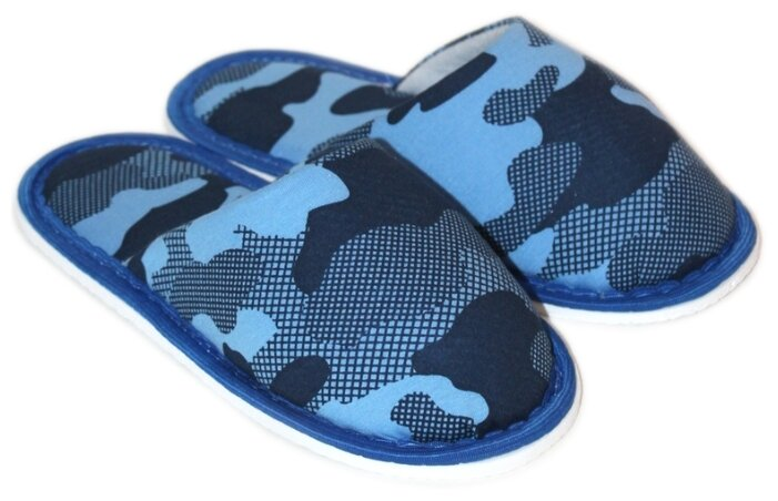Тапочки ivshoes синий 35-36