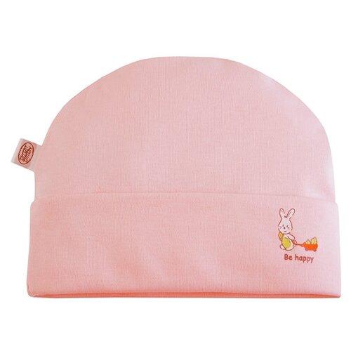Купить Шапка Наша мама размер 40-42(68), розовый, Головные уборы