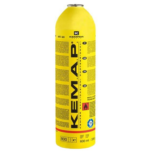 Баллон KEMPER KEMAP 581 желтый