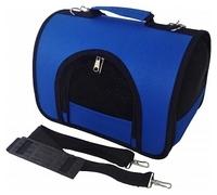 Переноска-сумка для кошек и собак LOORI Z8401 49х30х35 см