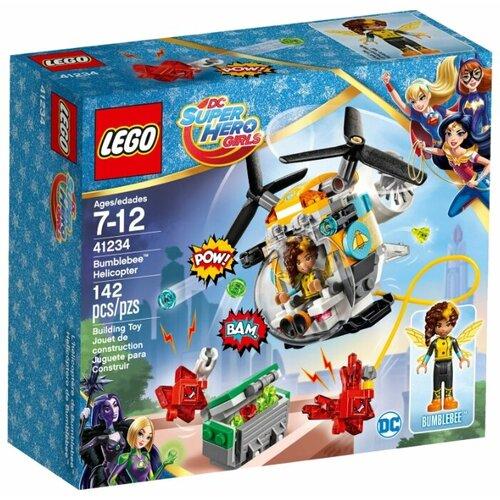 Купить Конструктор LEGO DC Super Hero Girls 41234 Вертолет Бамблби, Конструкторы